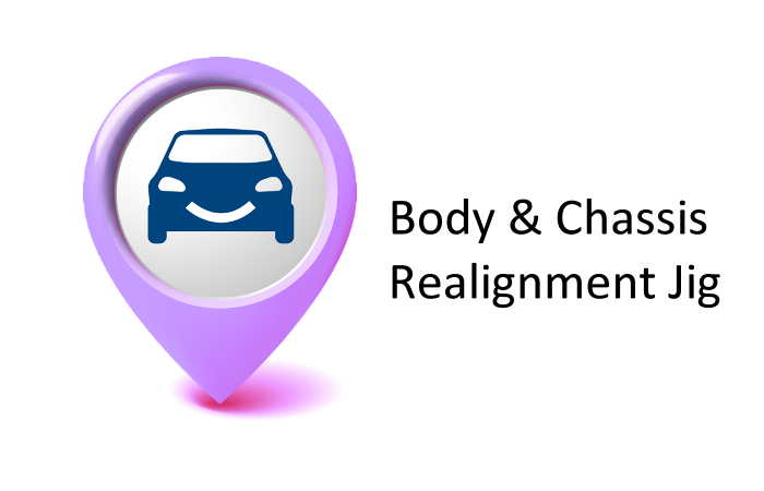 Car Body & ChassisRealignment-Jig