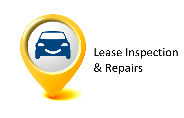 Car Lease Inspection & Repairs