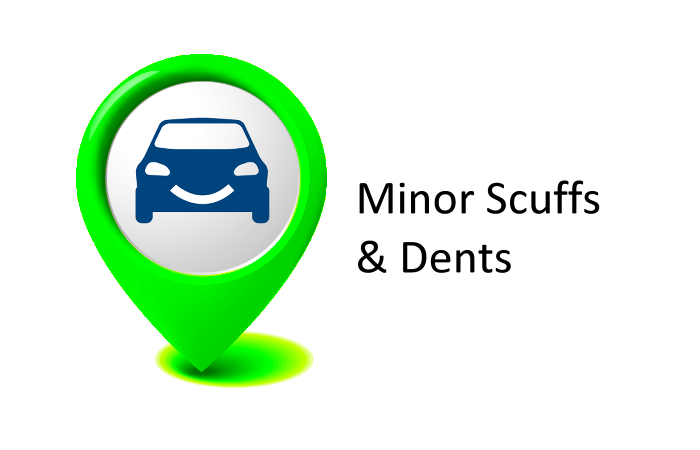 Minor Scuffs & Dents