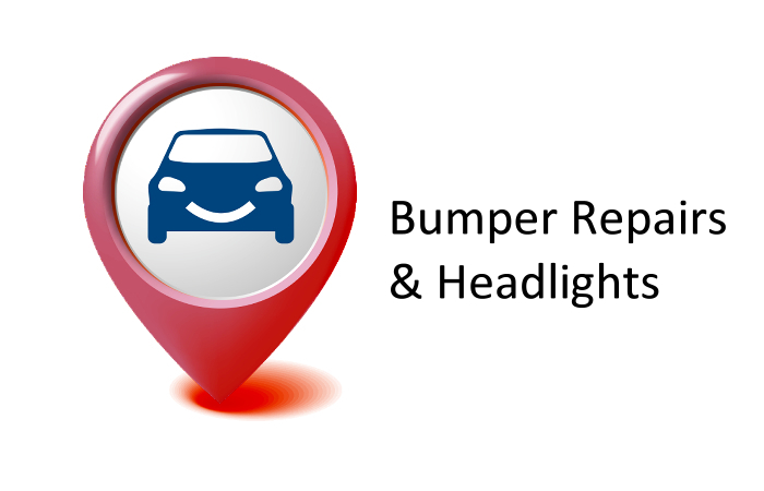 Bumper Repairs & Headlights